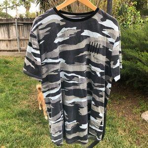 Nana judy camo shirt